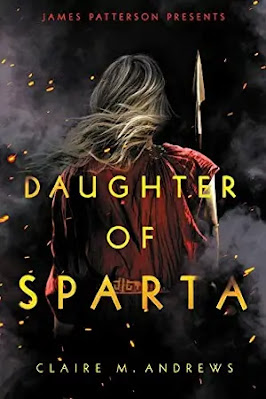 Daughter of Sparta Book by Claire Andrews Pdf