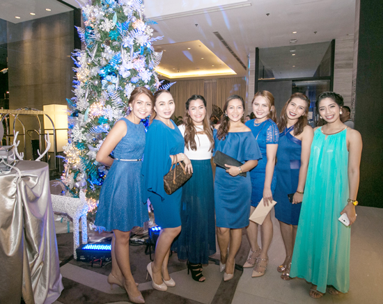 Seda Hotel Abreeza Sales and Marketing Team