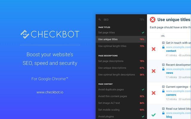 Checkbot