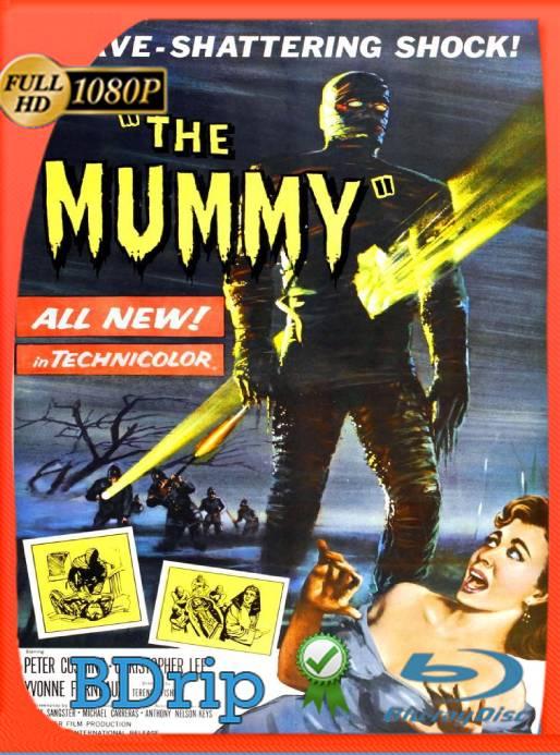 La momia (1959) BDRip [1080p] [Latino] [GoogleDrive] [RangerRojo]