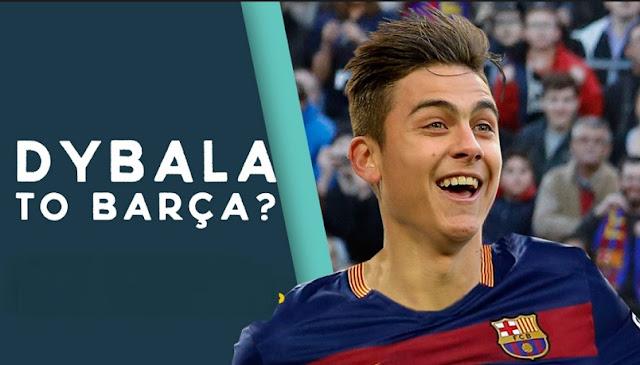 ¿Paulo Dybala al FC Barcelona?
