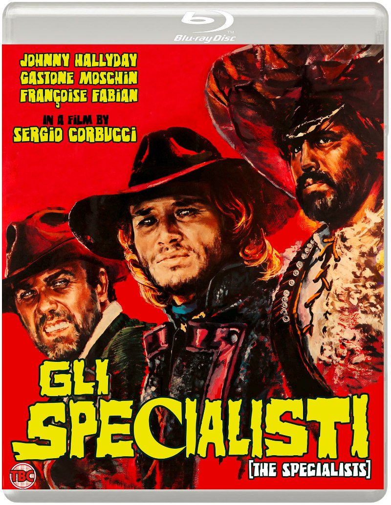 the specialists 1969 bluray