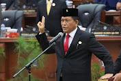 ANDI SILANGEN Dilantik Gantikan ANDREI ANGOUW Sebagai Ketua DPRD Sulut