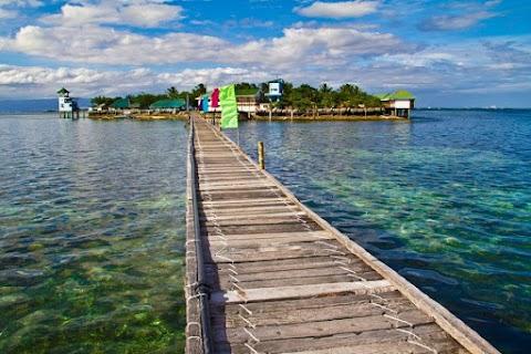 Nalusuan Island and Marine Sanctuary in Mactan Island, Cebu - Photo