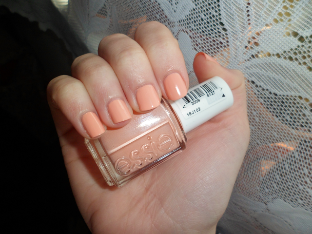 Freckled Elle: Essie A Crewed Interest A Crewed Interest Essie