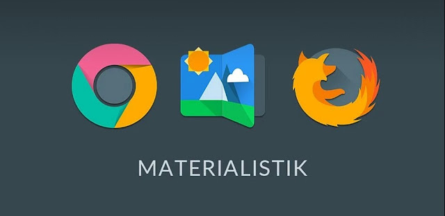 MATERIALISTIK ICON PACK v5.6 APK