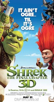 Sinopsis film Shrek Forever After (2010)