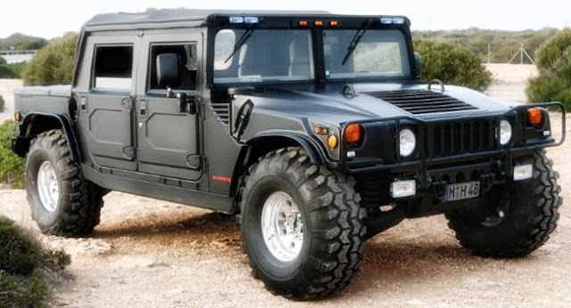 2017 Hummer H1 Redesign, Price