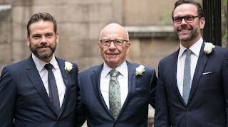 Murdochs Fight To Retain Fox News Talent