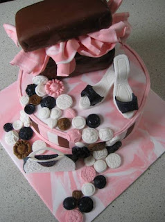 kue ulang tahun untuk anak perempuan elegan