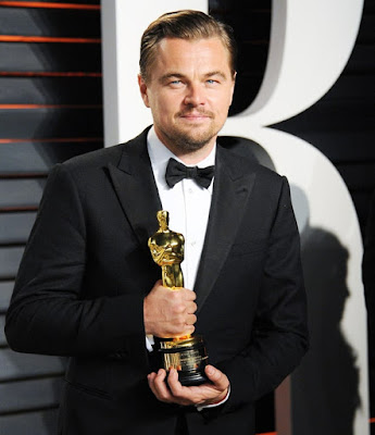 Standing Ovation For Leonardo DiCaprio For Winning his First Oscar