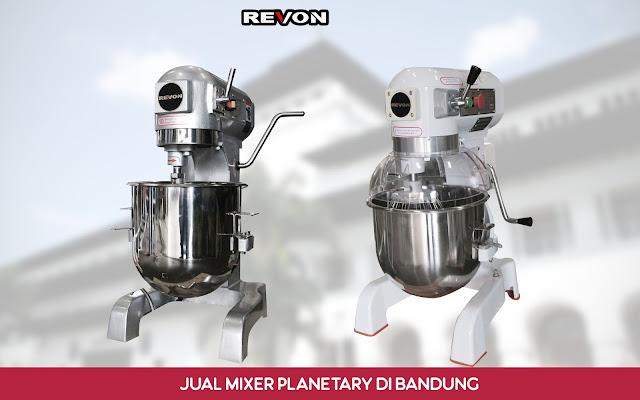 Jual Mixer Planetary di Bandung Jawa Barat