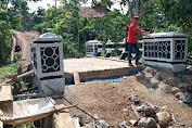 Pembangunan di Desa Tanjung Agung Diduga Ada Kongkalingkong Antara Kades, BPD dan TPK Desa