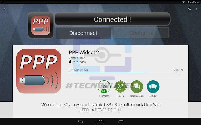 PPP Widget en Google Play