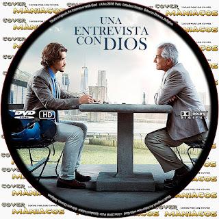 GALLETAAn Interview with God - UNA ENTREVISTA CON DIOS 2018 [ COVER DVD ]
