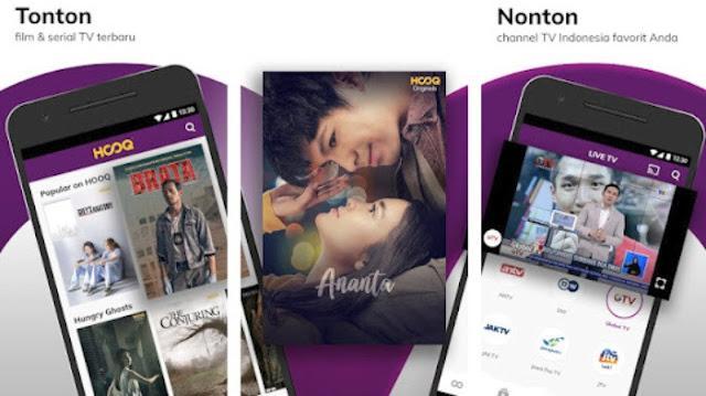 Hooq aplikasi streaming terbaik