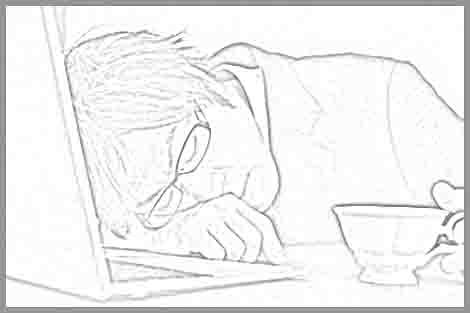 hobi tidur