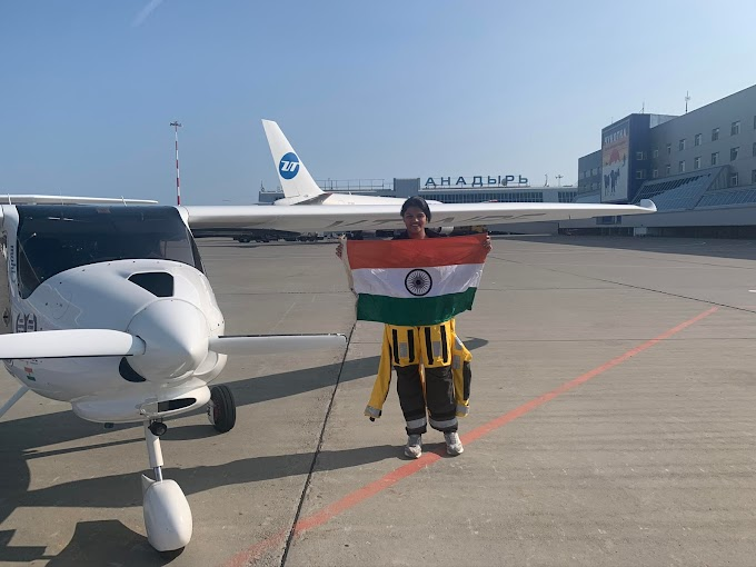 Aarohi Pandit - Every Flight I Do Is Different, Every Flight Teaches Me New Things (Pilot)