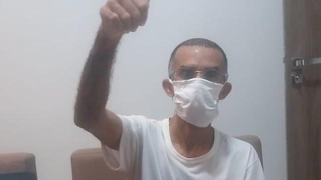 Homem é solto após passar 16 anos preso no Ceará, sem ter cometido crime e sem haver processo