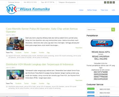Cara Memasarkan Produk Server Pulsa Secara Offline Maupun Online