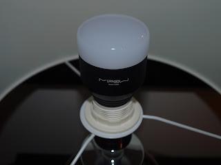 Análise MIPOW a lâmpada inteligente 2