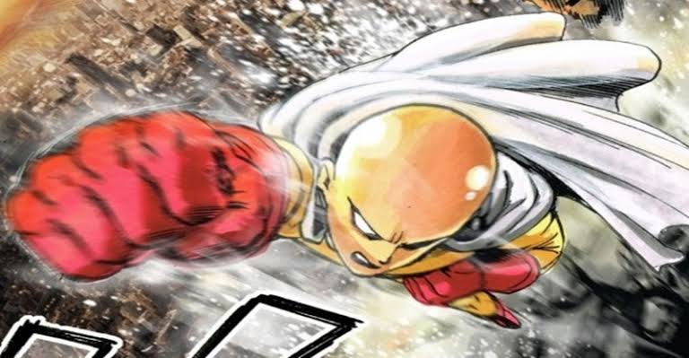 One Punch-Man Manga