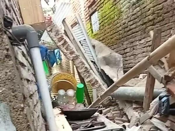 Gempa M 5,9 Guncang Pangandaran, Terasa di Ciamis-Rusak Rumah Warga