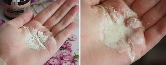 Make Me Bio, Clean Powder - Delikatny Puder Myjący