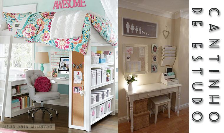 smal study and smal room