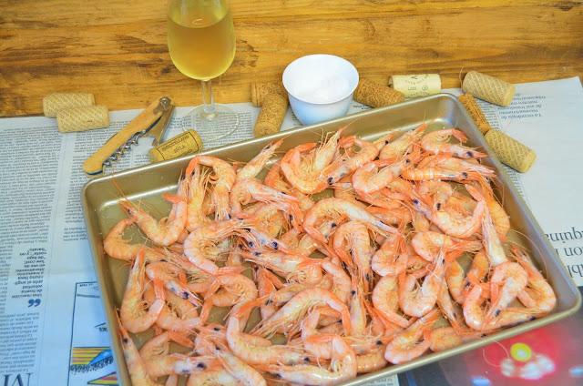 Las delicias de Mayte, recetas, receta, recetas de cocina, como cocer gambas y langostinos, como cocer gambas, como cocer langostinos, como cocer gambas congeladas, como cocer gambas frescas, como cocer gambas de huelva,
