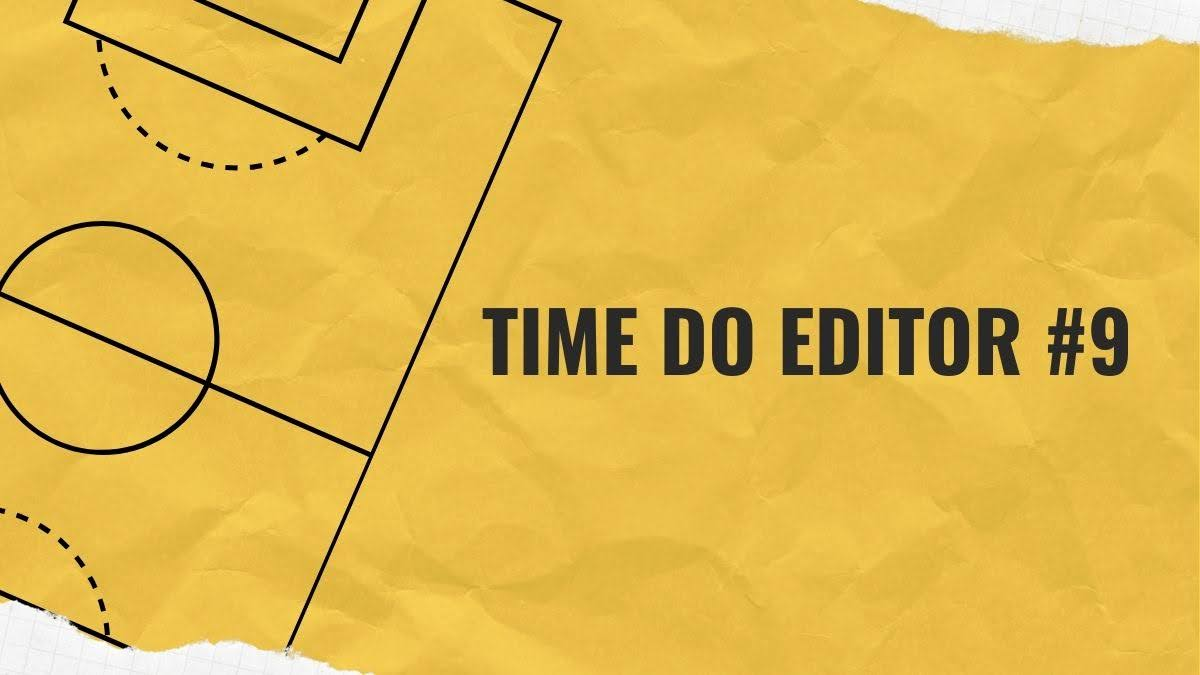 Time do Editor #9 - Cartola FC 2020
