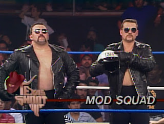 WCW Clash of the Champions X -  The Mod Squad