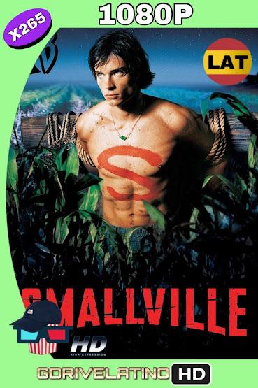 Smallville (2001-2011) Serie Completa 1080p X265 Latino-Ingles MKV