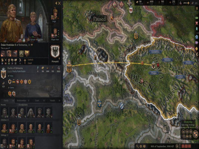 Crusader Kings III Highly Compressed Free Download