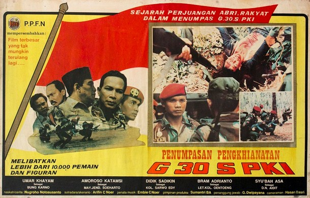 Download Film Pengkhianatan G-30-S PKI (1984) Gratis