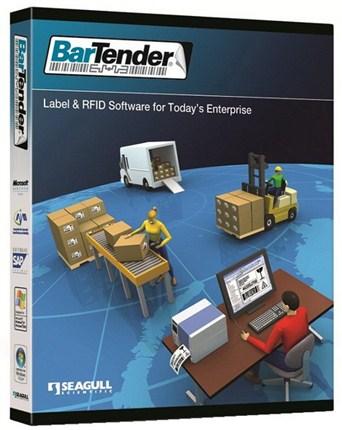 Download phần mềm Bartender 9.0: Thiết kế in tem mã vạch chuyên nghiệp