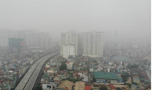 """Chuyên gia khí tượng giải thích về """"nghịch nhiệt"""" gây ô nhiễm không khí"""