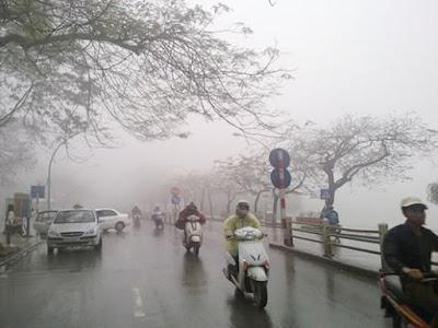 Hà Nội giảm xuống 6-8 * C, chuyên gia khuyến cáo [Dự báo thời tiết 10/1/ - 11/1/2021]