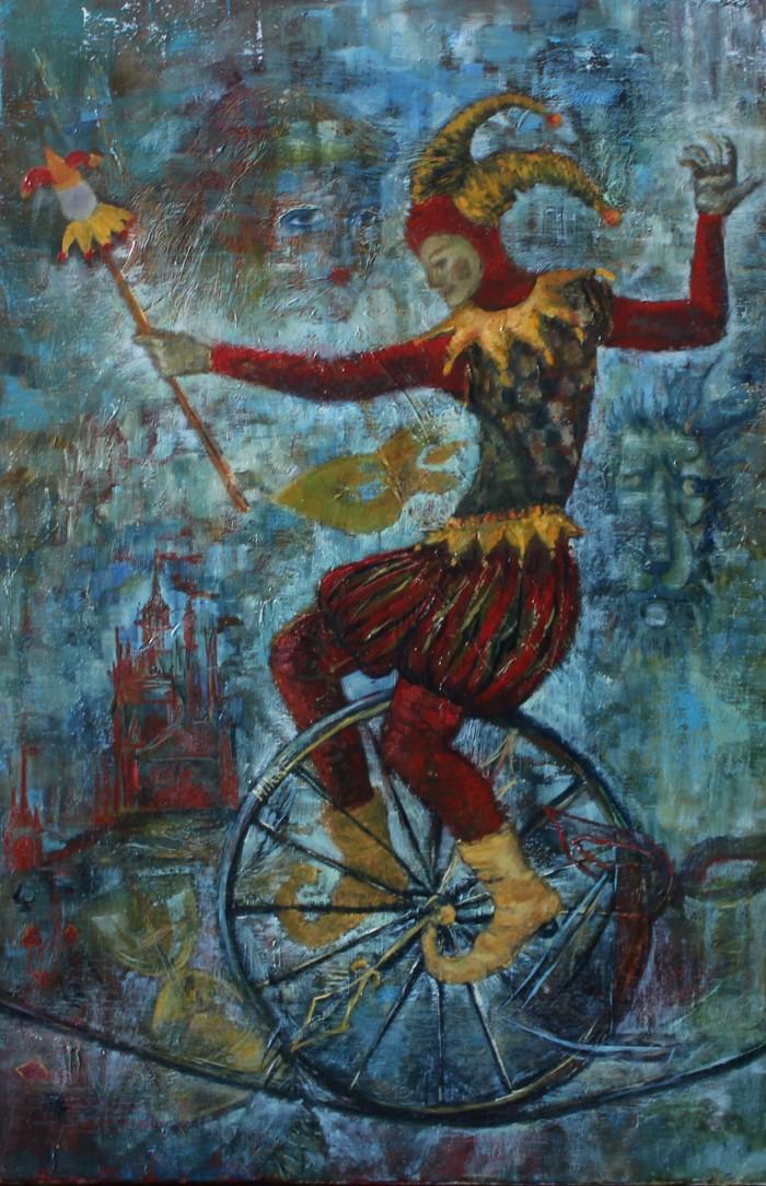 Художник, исследующий душу человека. Анастасия Мирре