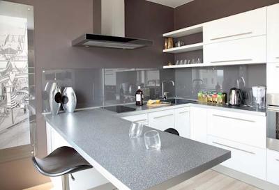 Interior Dapur Untuk Ruang Makan Minimalis