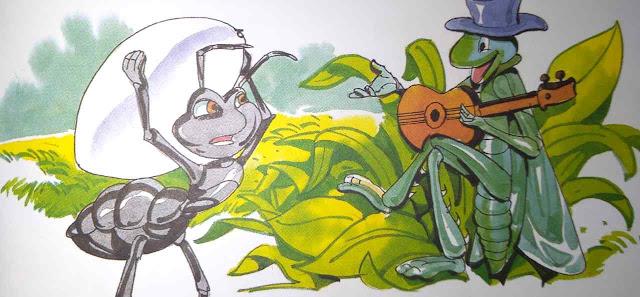 चींटी की सूझ-बूझ ( Story For Moral In Hindi )