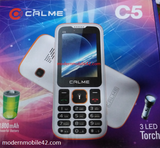 calme c5 flash file