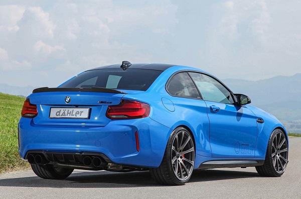 BMW M2 CS preparado por Dahler
