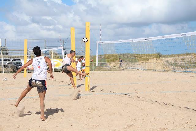 Ilha Verão Esportivo 2017 realiza nos dias 21 e 22/01  Torneios de Vôlei de praia e Futevôlei