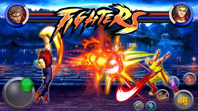 Download The King Fighters of KungFu Mod Apk