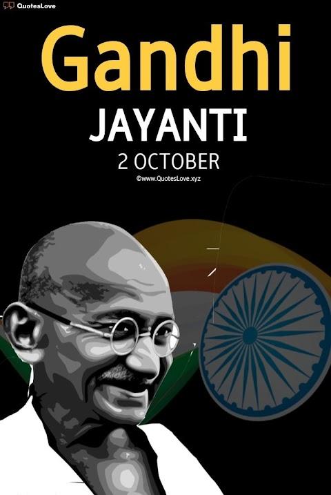 [Latest] Happy Mahatma Gandhi Jayanti 2021: Images, Pictures, Poster, Photos, Wallpaper
