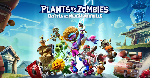 Plants vs. Zombies: Battle for Neighborville Coming to Xbox Game Pass