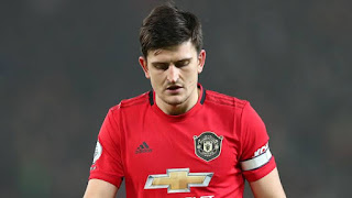 Maguire ready to go up against is former team: Solskjaer on Man u vs Leicester