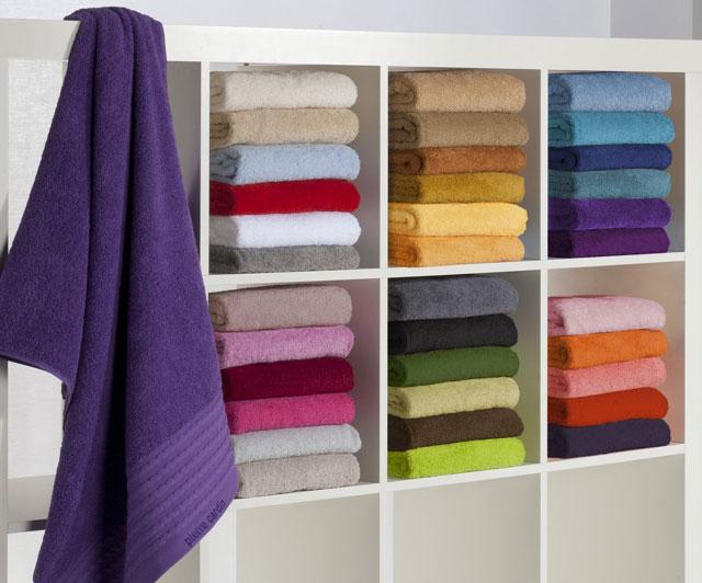 Toallas baño colores
