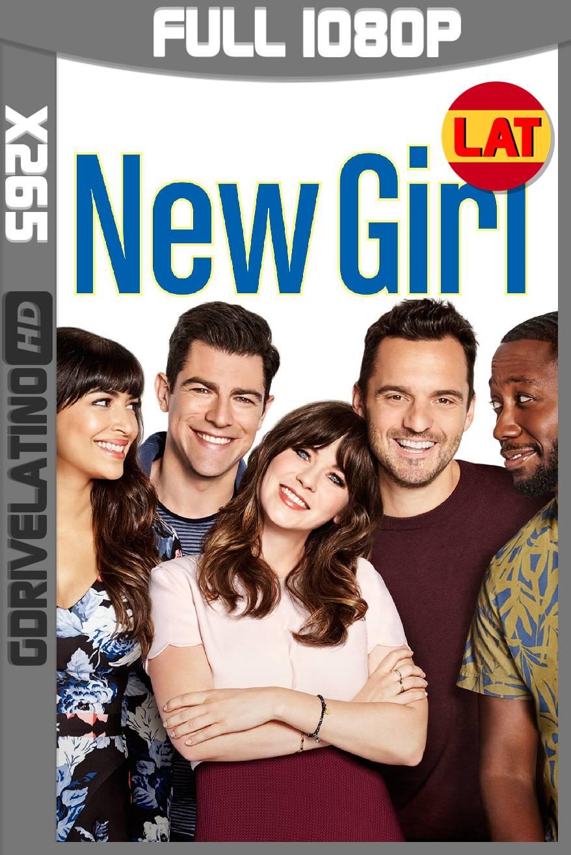 New Girl (2011-2018) Serie Completa WEB-DL 1080p x265 Latino-Ingles MKV